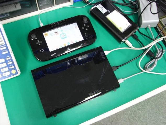 ニンテンドー Wii U 外付けハードディスクのデータ復旧