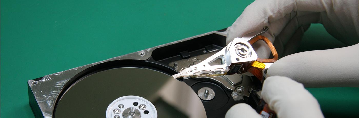 HDD・ハードディスクのデータ復旧