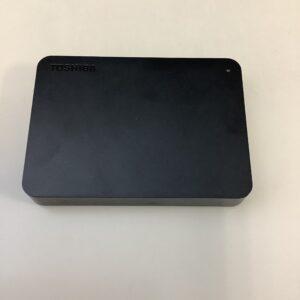 TOSHIBA Canvio DTB440 HD-TPA4U3-B/N ランプ点滅するもデータにアクセスできなくなった