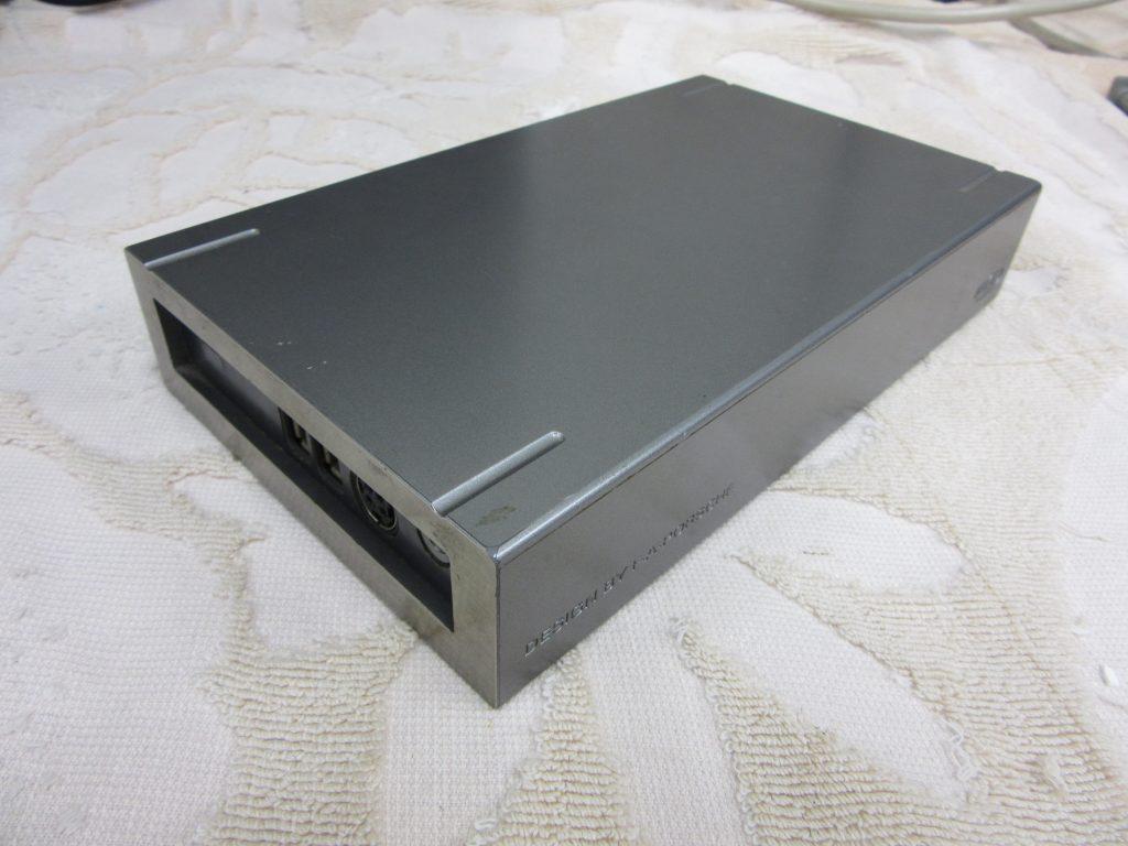 Lacie ポルシェデザインの外付けハードディスク 認識しなくなった