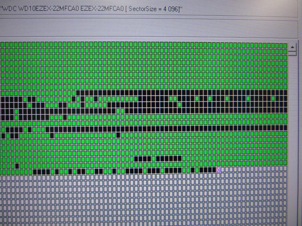 Buffalo LinkStation LS-V1.0TLJ 赤ランプ点灯でデータの中身にアクセスできない