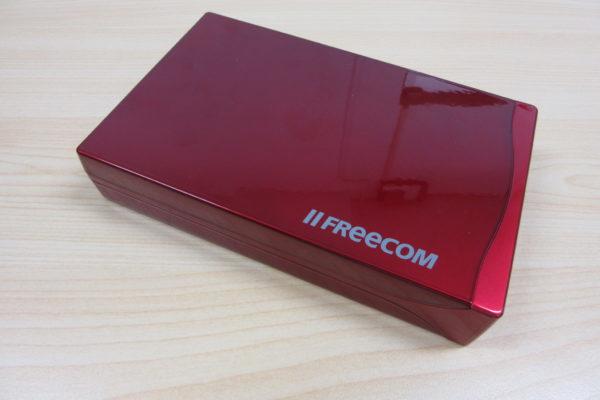 Freecom Hard Drive Classic Ⅱ RED 2TB 36543 コピー中に認識が勝手に外れ、データが取りだせない状態