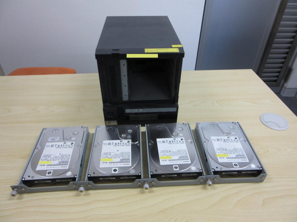 Logitec  LSV-5S4000/4C フォルダにアクセスできない