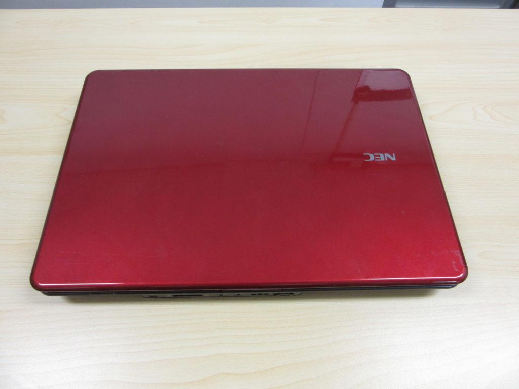 NEC Lavie L PC-LL550VG3ER 真っ黒な画面になって「自動修復でPCを修復できませんでした」と出る