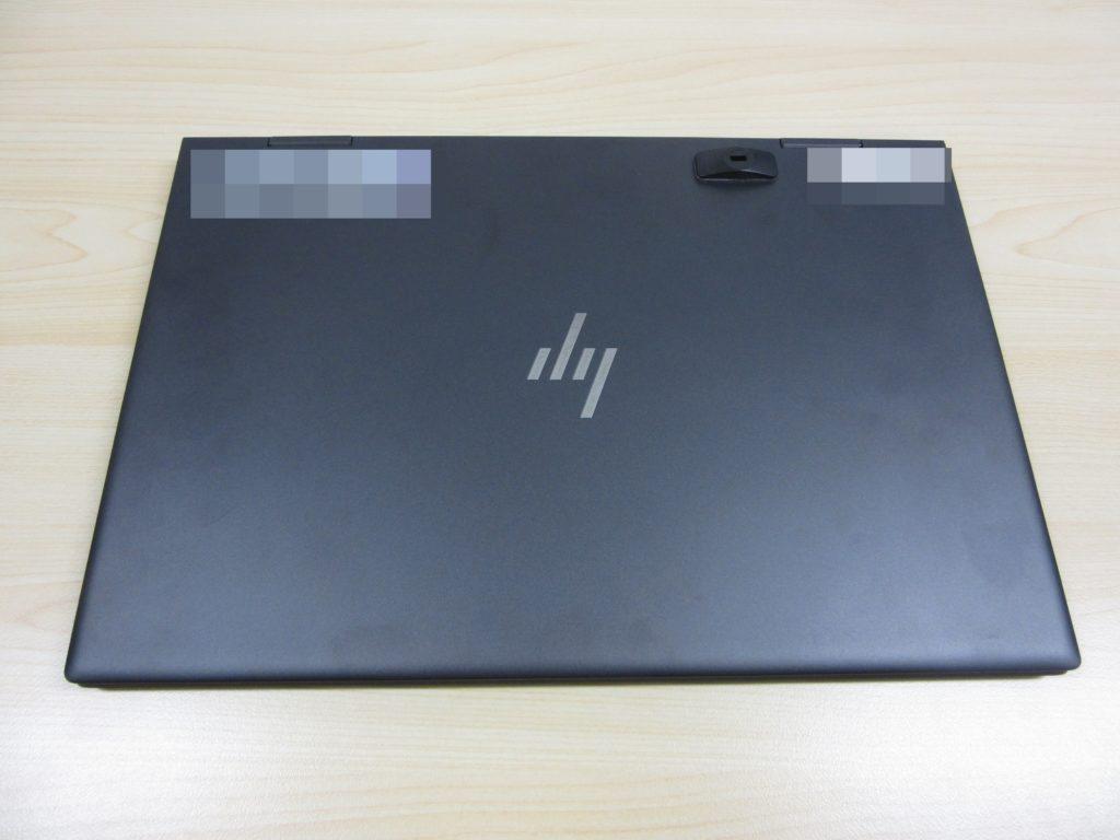 HP ENVY X360 Convertible Model 15-DS0001AU  Windows Update後に起動しなくなる