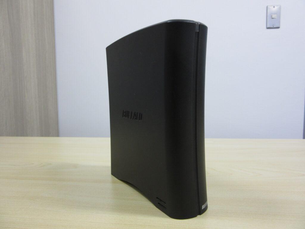 Buffalo HD-CE500U2 ファイルは見えるものの、読み込みを試みるとハングアップする
