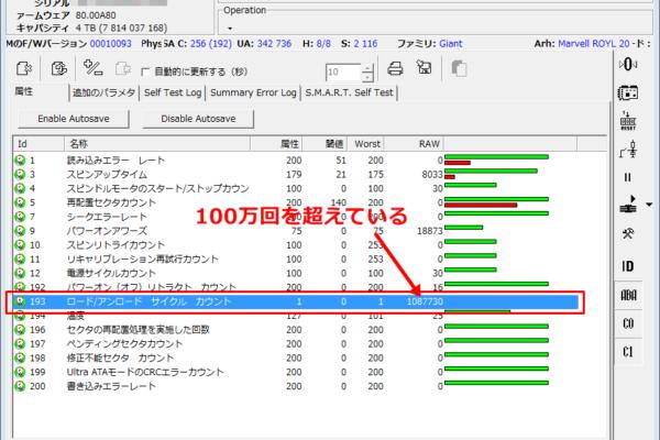家庭用のLinkstationを会社で使うとこうなる(LS520D0802)